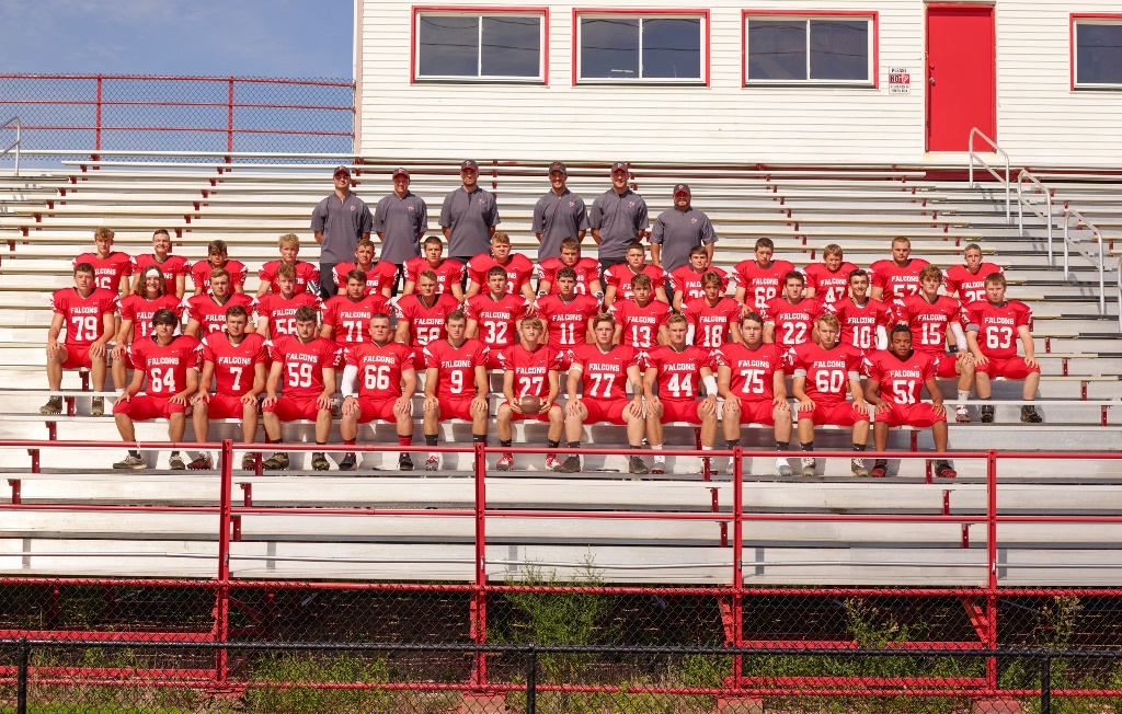 2019 Field High School Varsity Football