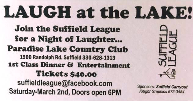 2019 Laugh at the Lake ticket image