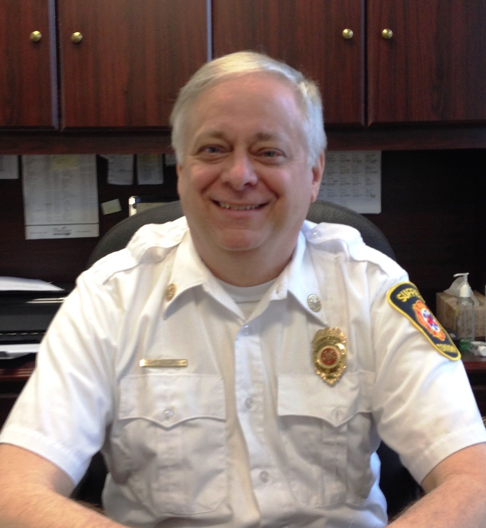 Chief Bob Rasnick 04 07 2015