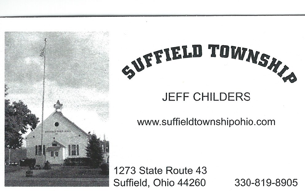 Jeff Childers Suffield Twp