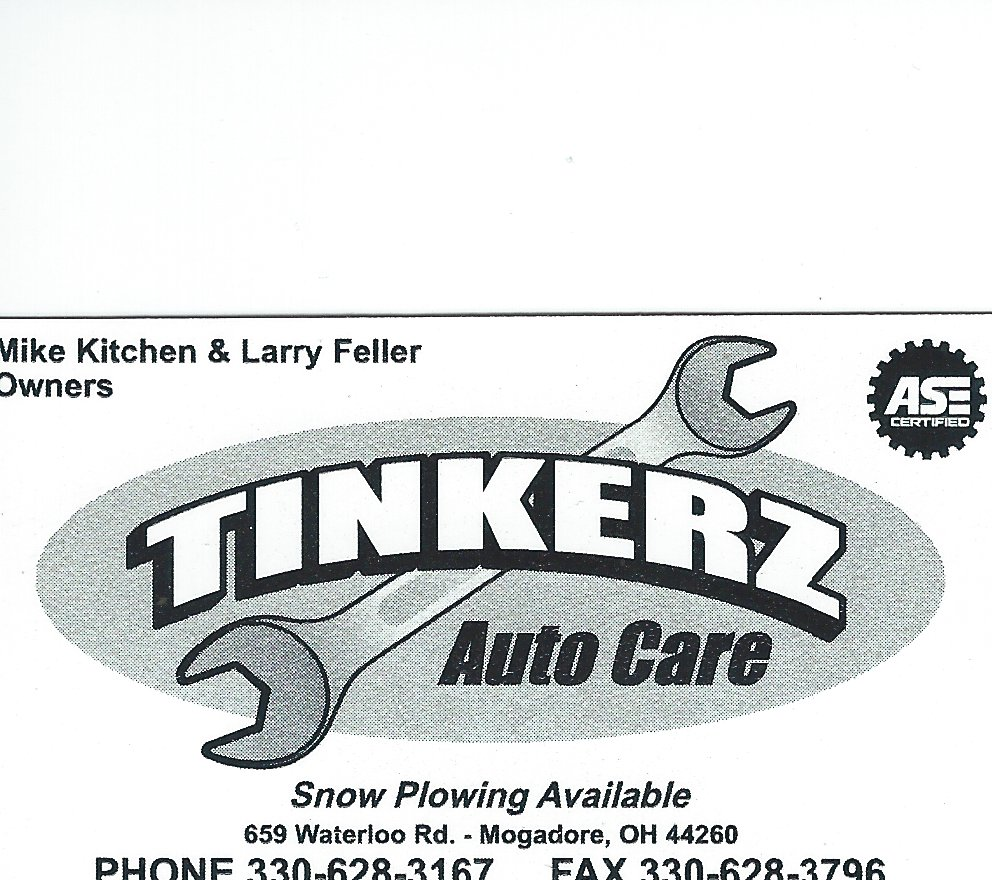 Larry Feller Tinkerz Auto Repair