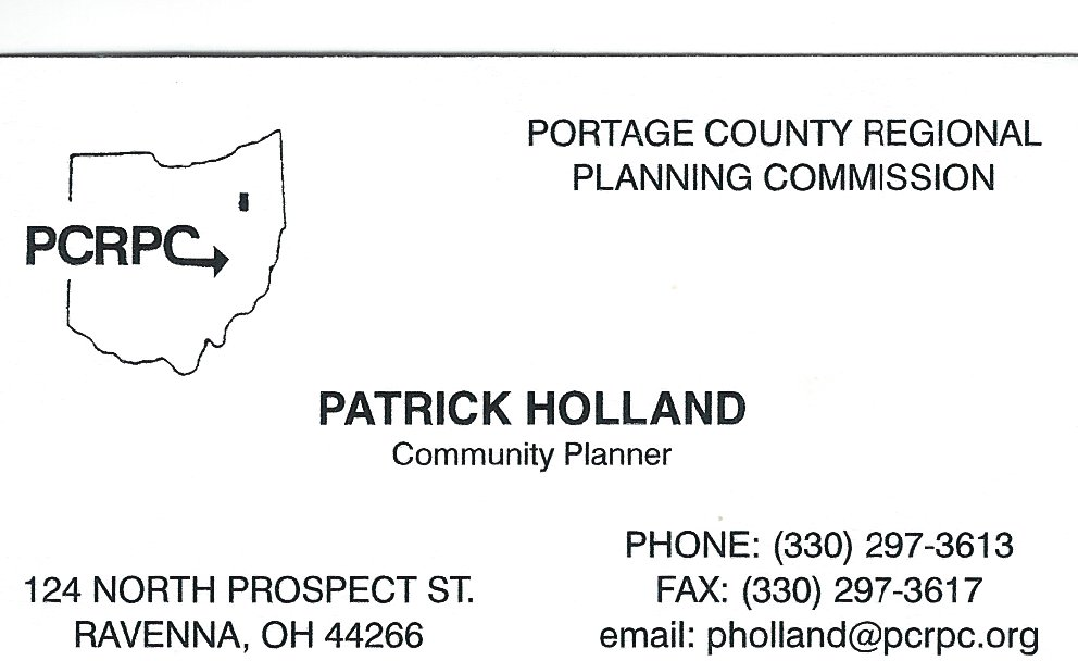 Patrick Holland PCRPC