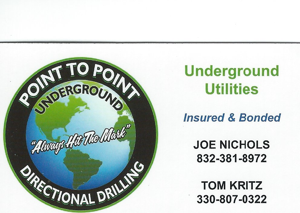 Point to Point Drilling