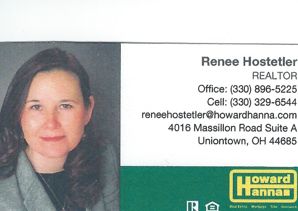 Renee Hostetler Howard Hanna Realty