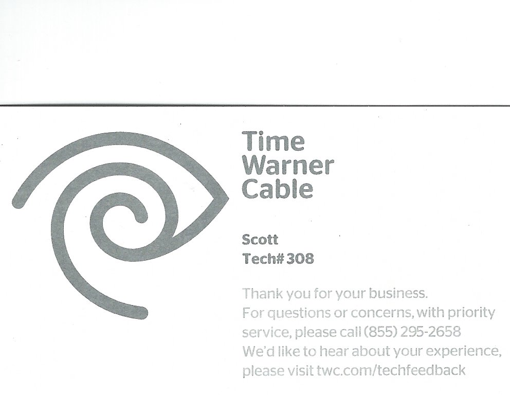 Scott Time Warner