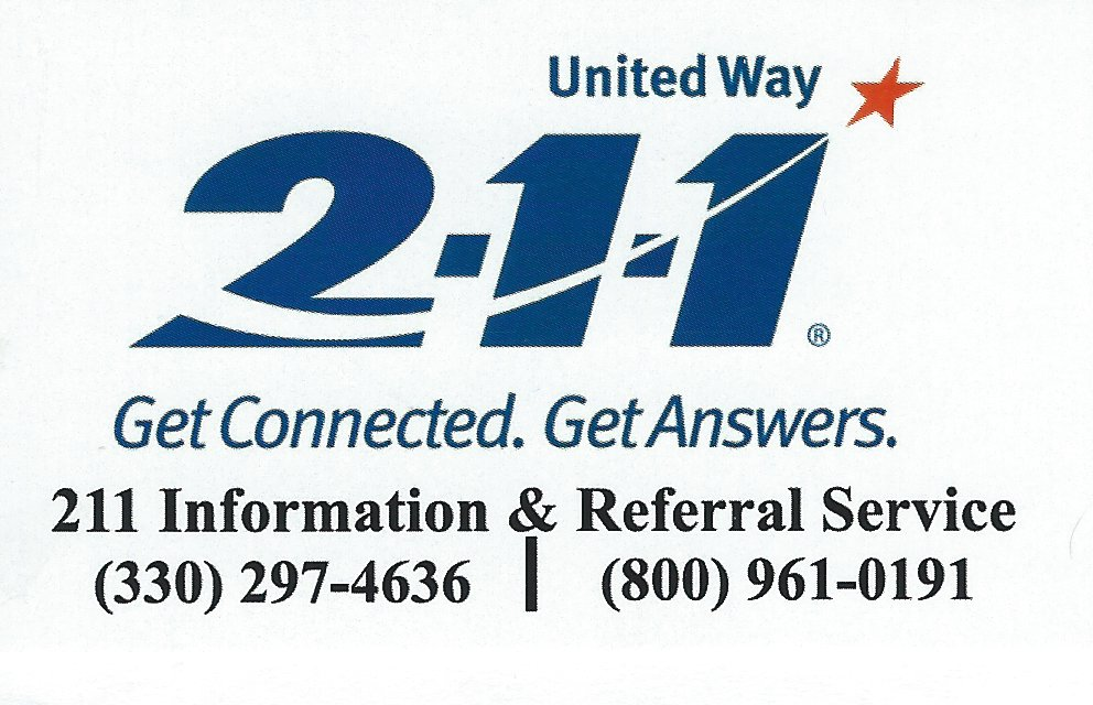 United Way card