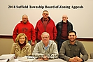 2018 Board of Zoning Appeals