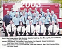 2003 Suffield Fire Department staff