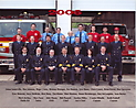 2006 Suffield Fire Department Staff