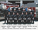2007 Suffield Fire Department staff