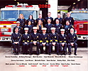 2008 Suffield Fire Department Staff