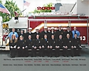 2009 Suffield Fire Department staff