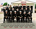 2010 Suffield Fire Department Staff