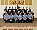 2018 Fire Department Staff