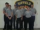 2018 Suffield Fire Department Explorers