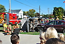 Vehicle victim extraction demonstration at Fire House Open House, October 11, 2015