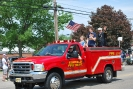 Grand Marshal Fire Chief Bob Rasnick (2015)