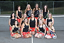 2016 Field Girls Tennis Team